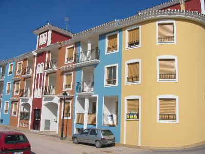 2 Bedroom Apartment in Polop