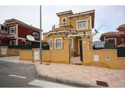 3 Bedroom Detached Villa in Bigastro