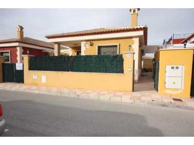 3 Bedroom Detached Villa in Bigastro