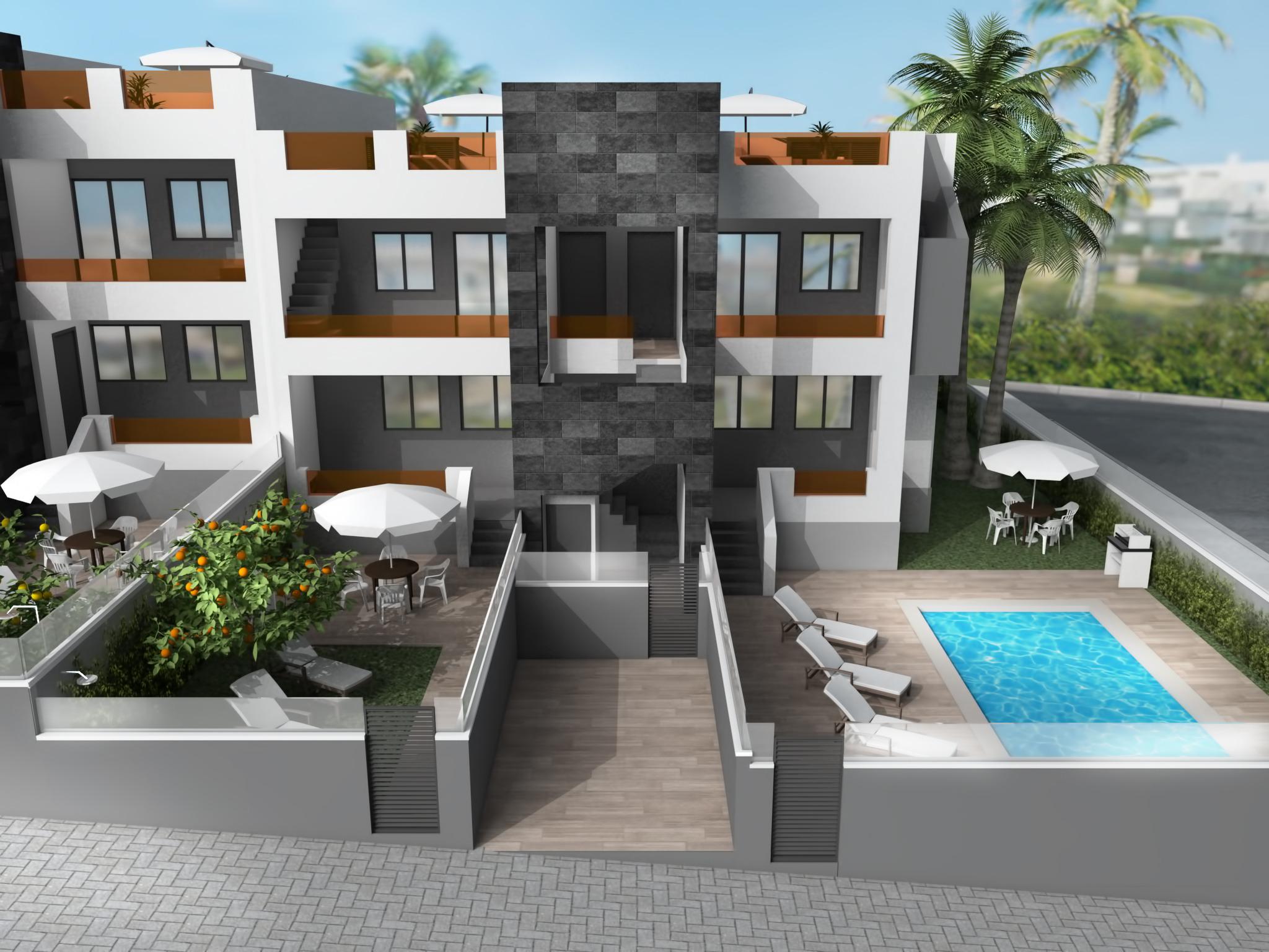 kf941585: Apartment for sale in Los Altos Orihuela Costa