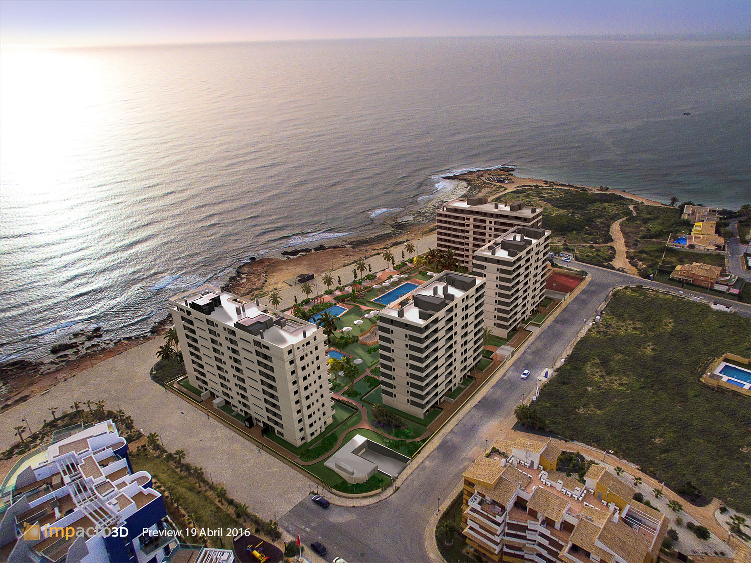 kf942375: Apartment for sale in Punta Prima Orihuela Costa