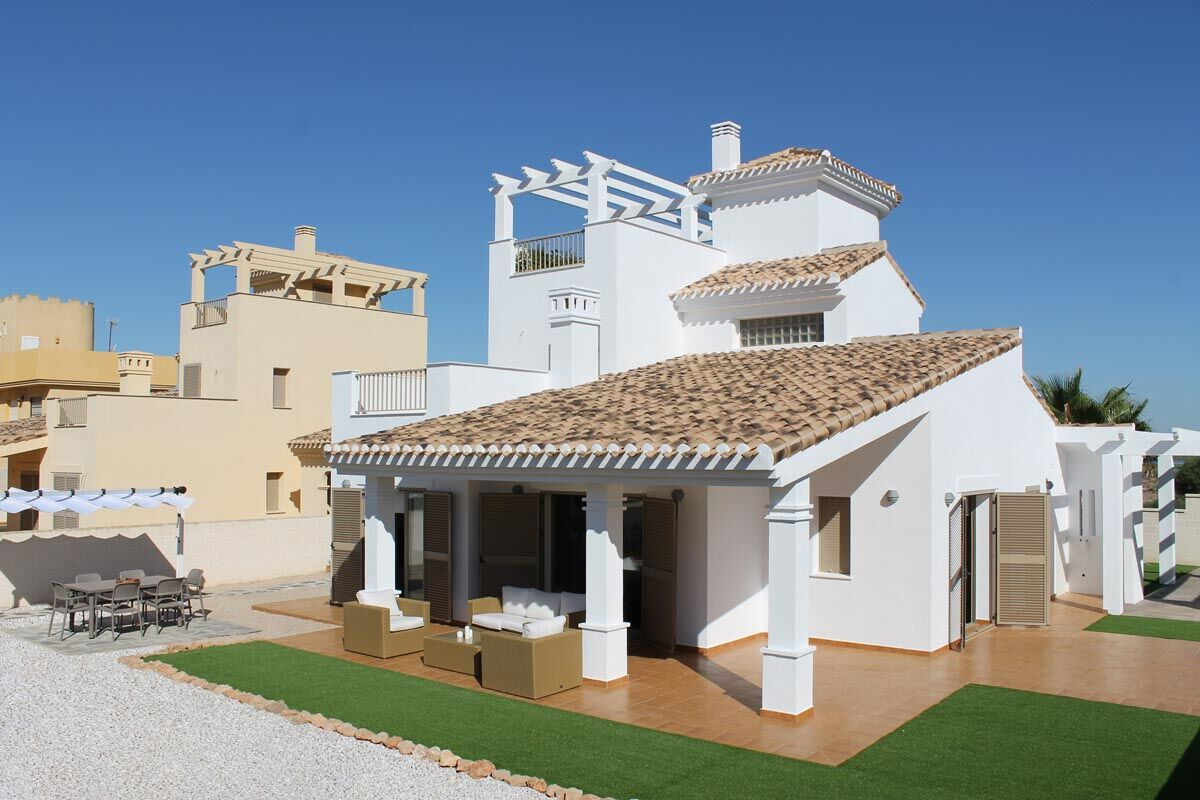 Ref:kf942446 Villa For Sale in La Manga