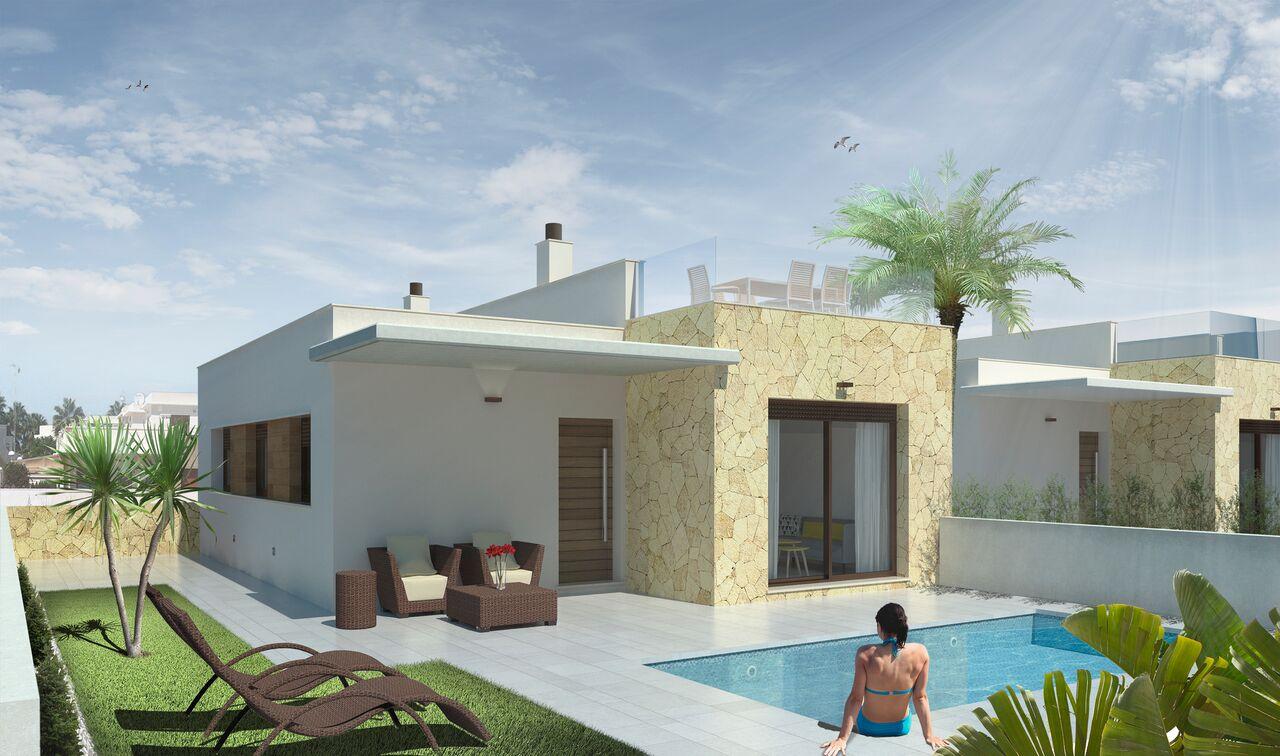 Ref:kf942665 Villa For Sale in Rojales
