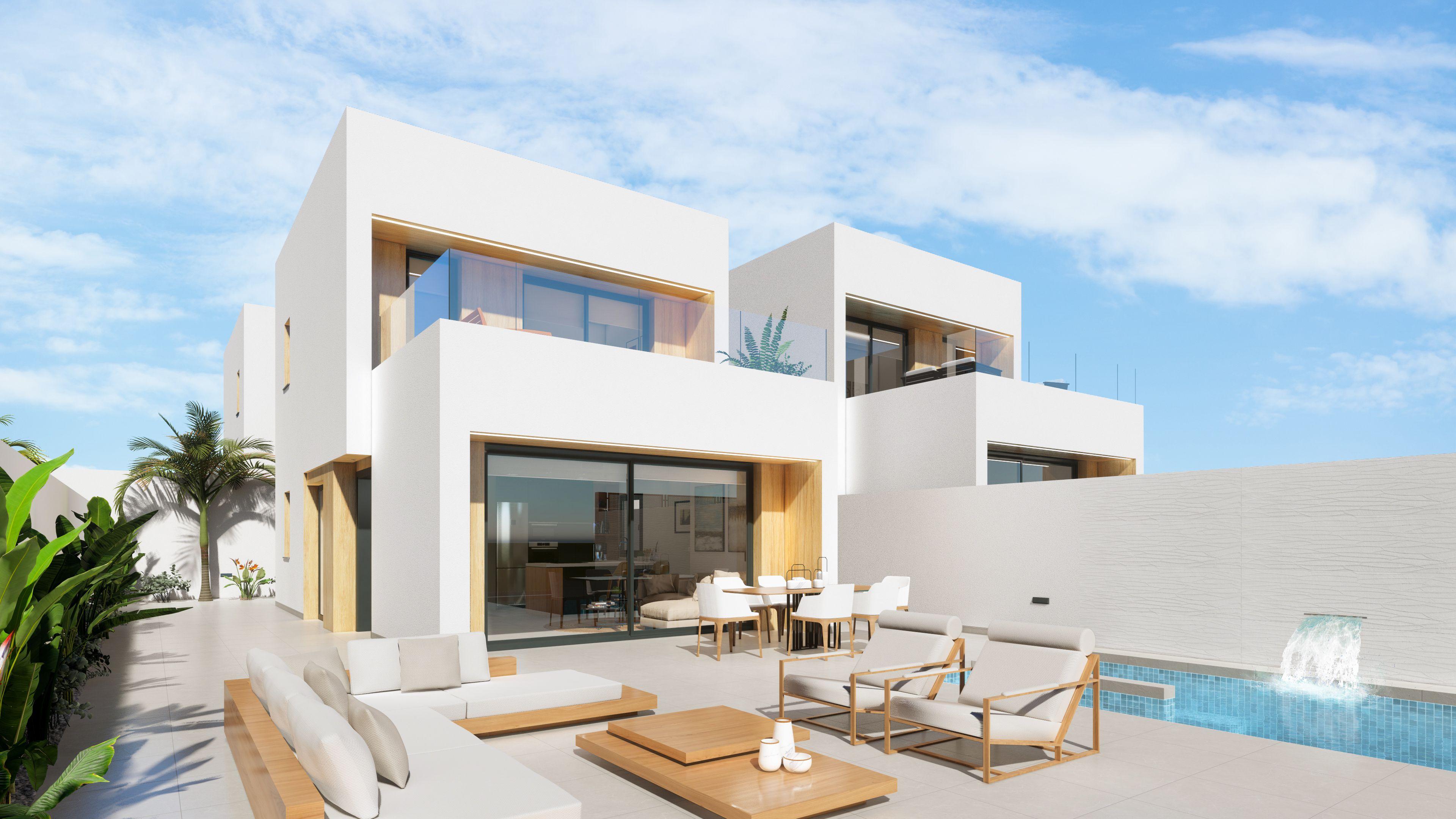 Ref:kf942789 Villa For Sale in Aguilas