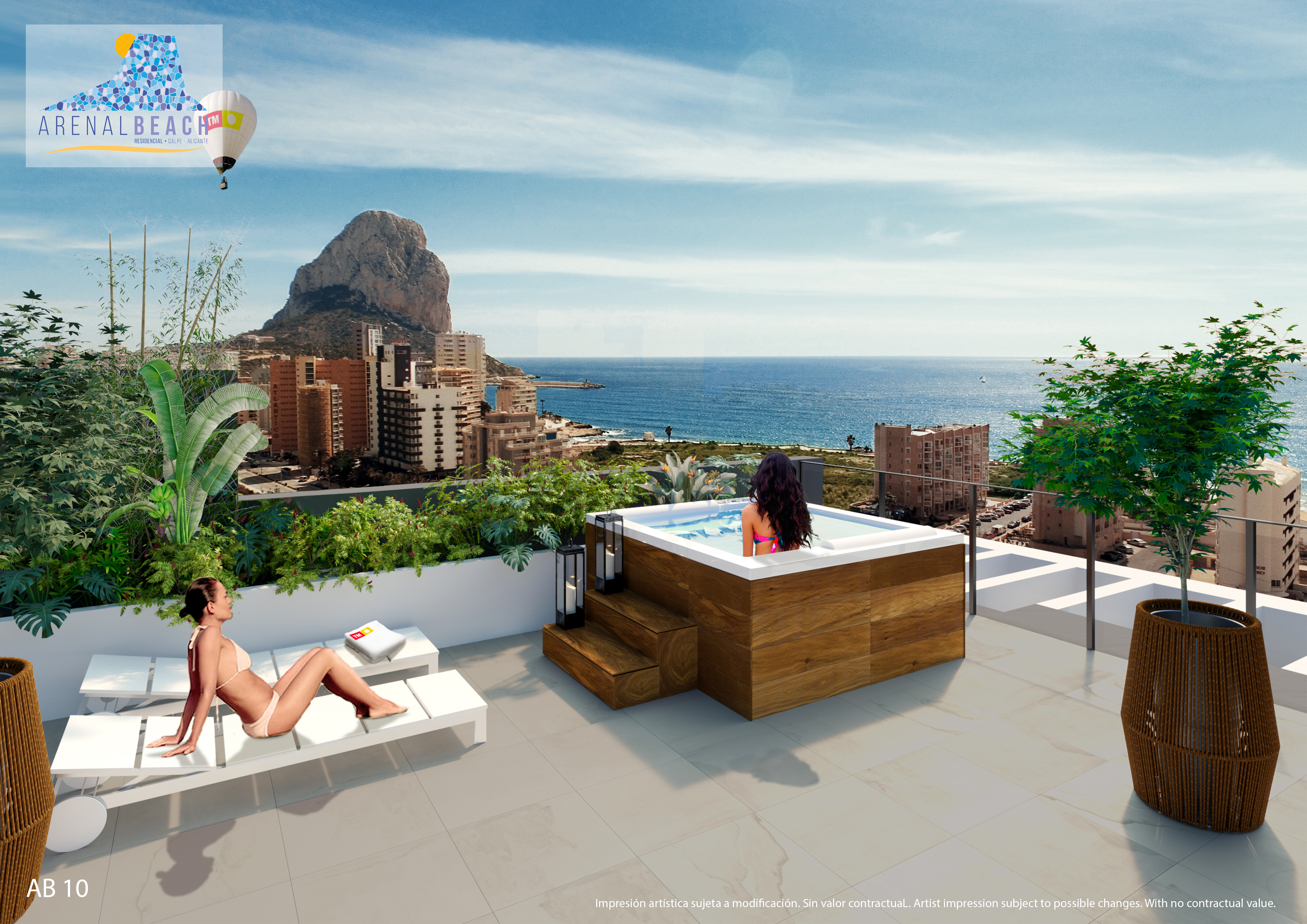 Ref:kf942825 Apartment For Sale in Calpe