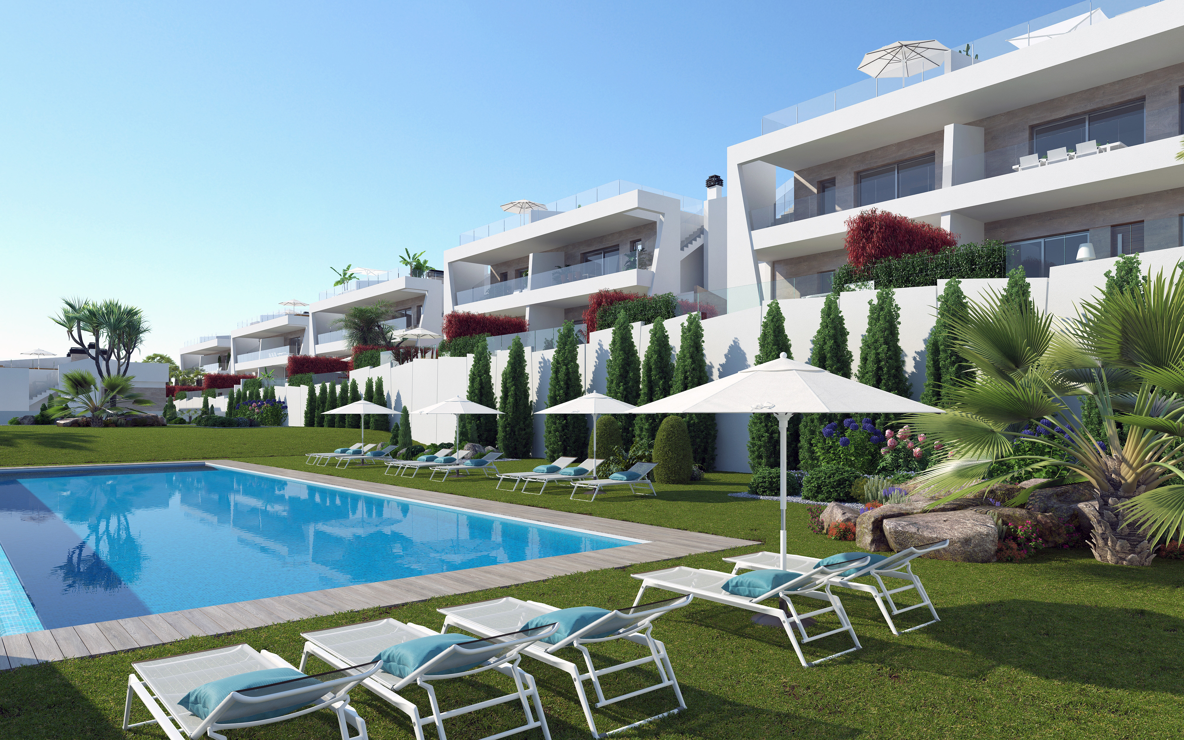 Ref:kf942892 Apartment For Sale in Finestrat