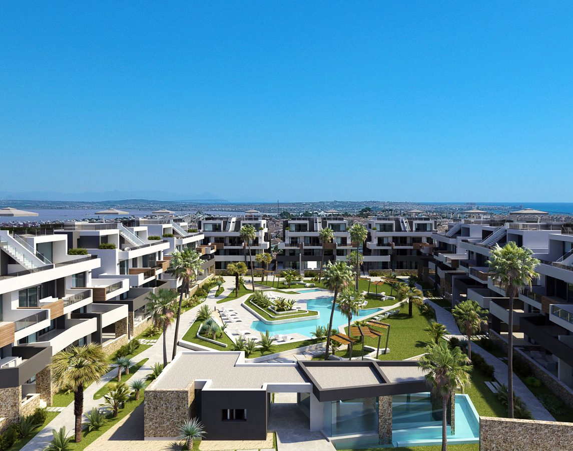Ref:kf942935 Apartment For Sale in Los Altos Orihuela Costa