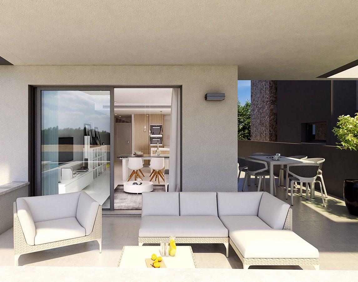 kf942935: Apartment for sale in Los Altos Orihuela Costa