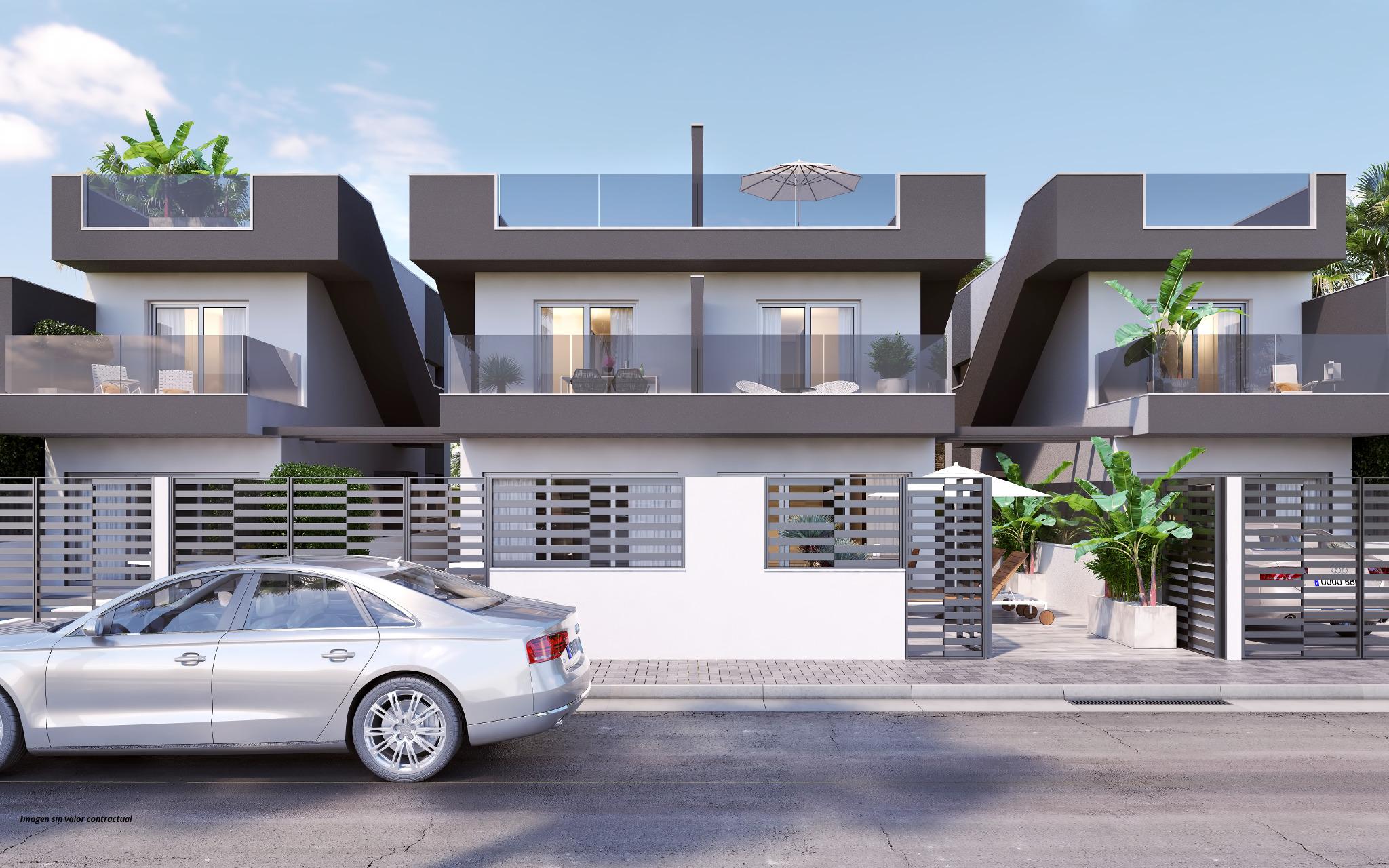 kf943011: Villa for sale in Torre de la Horadada