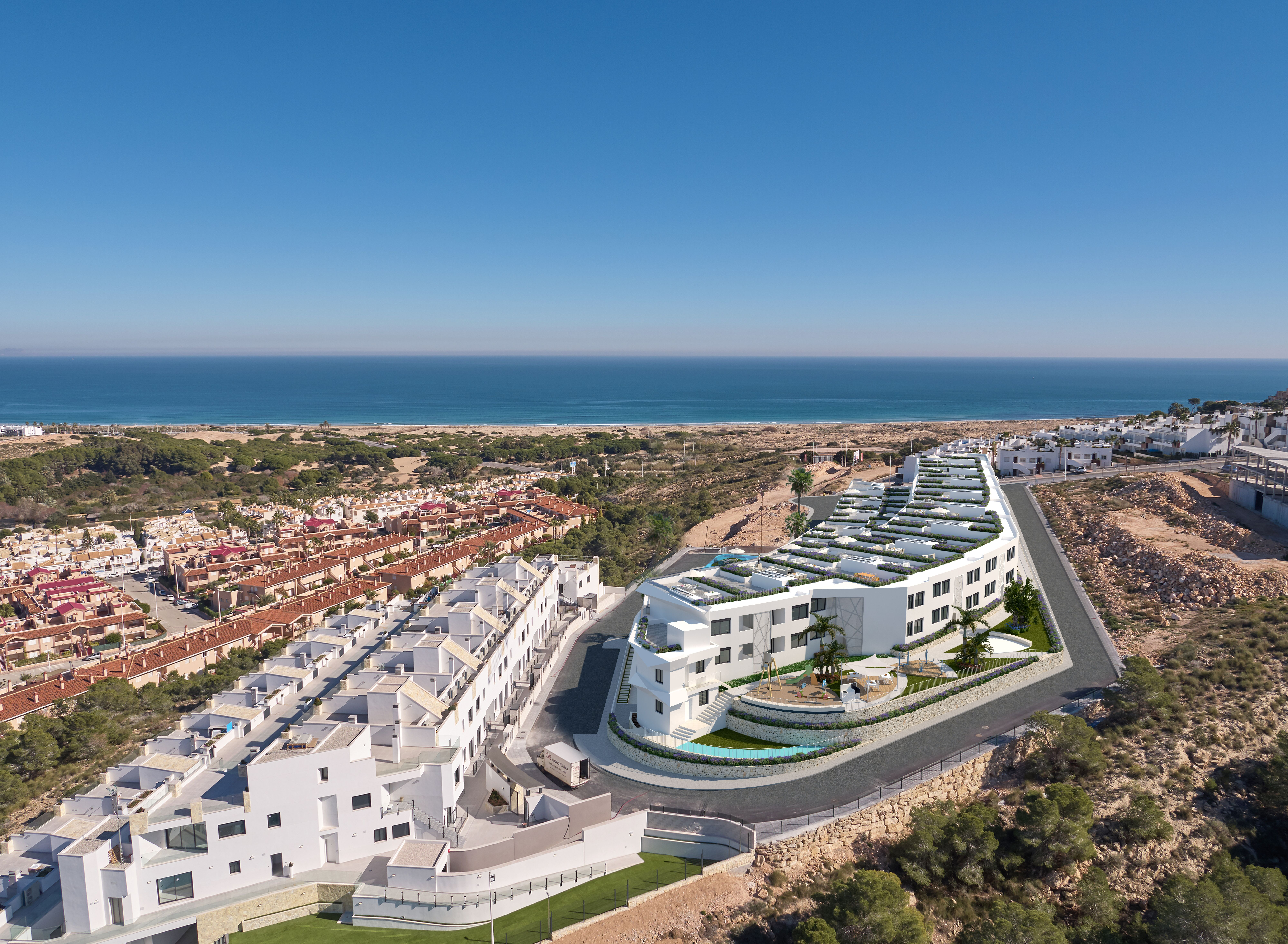 kf943058: Apartment for sale in Gran Alacant
