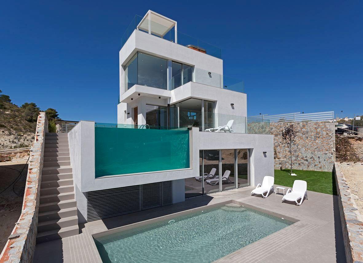 Ref:kf943091 Villa For Sale in Finestrat