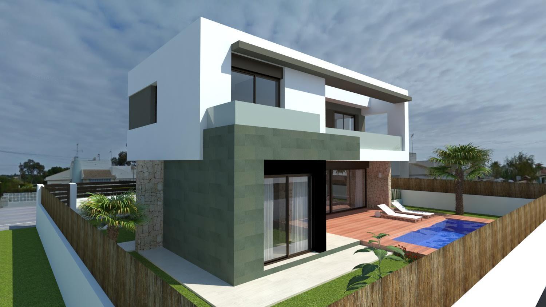 kf943124: Villa for sale in Torre de la Horadada
