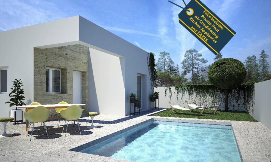 Ref:kf943210 Villa For Sale in Ciudad Quesada