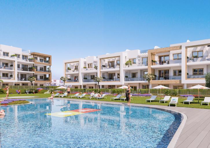 Ref:kf943251 Apartment For Sale in Playa Flamenca