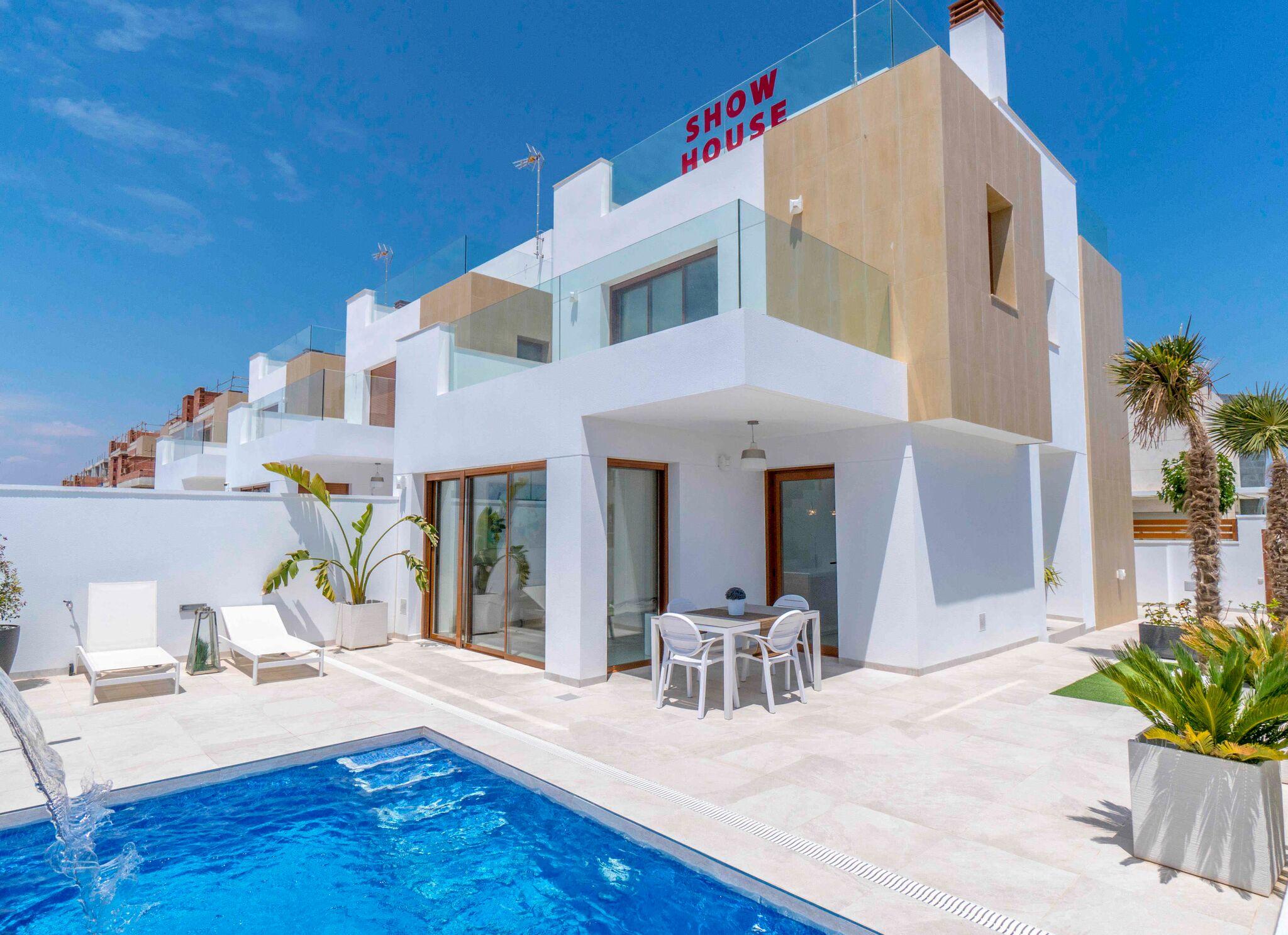 Ref:kf943252 Villa For Sale in Torre de la Horadada
