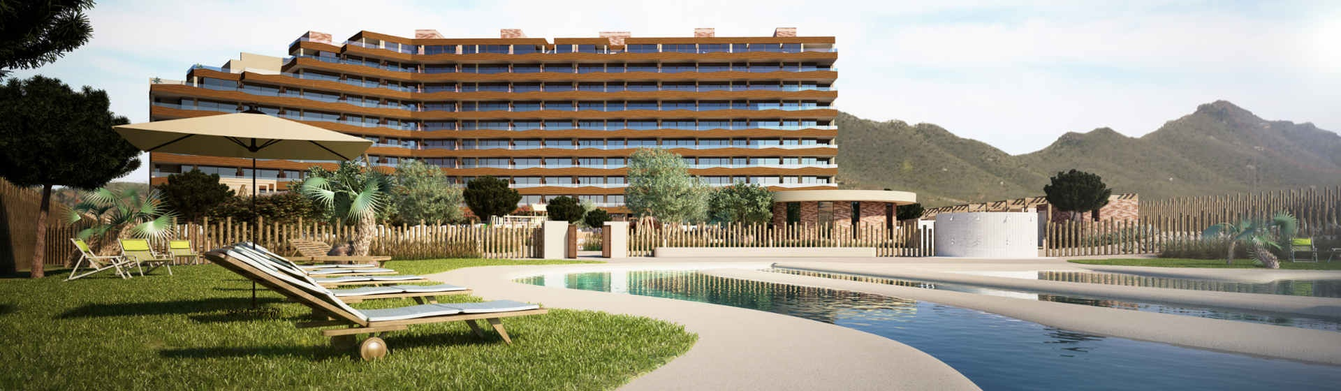 Ref:kf943286 Apartment For Sale in La Manga