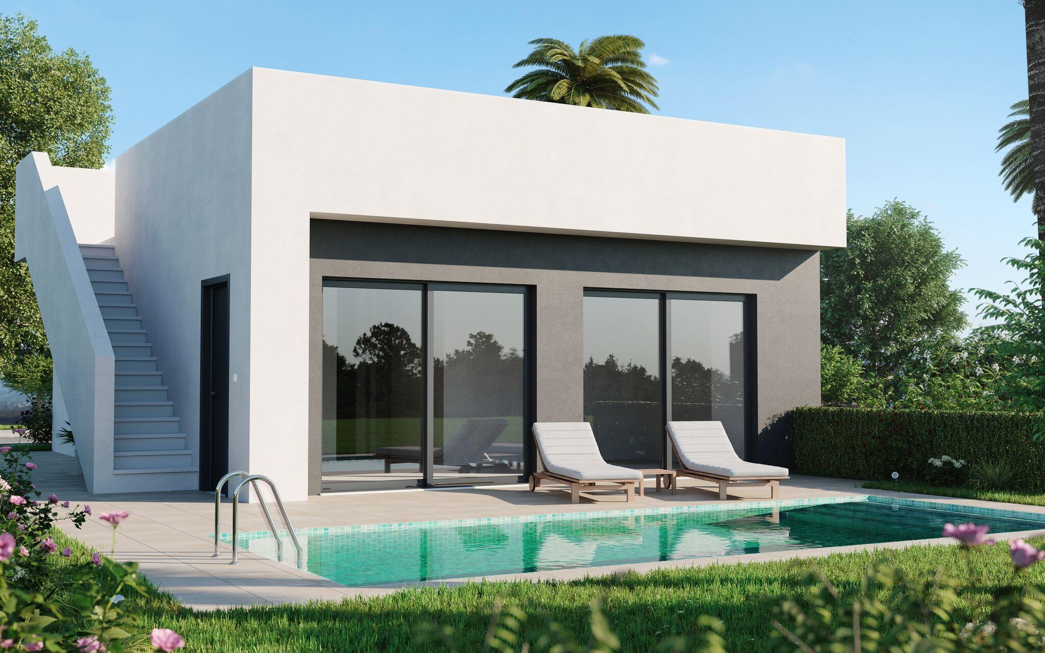 Ref:kf943287 Villa For Sale in Alhama de Murcia