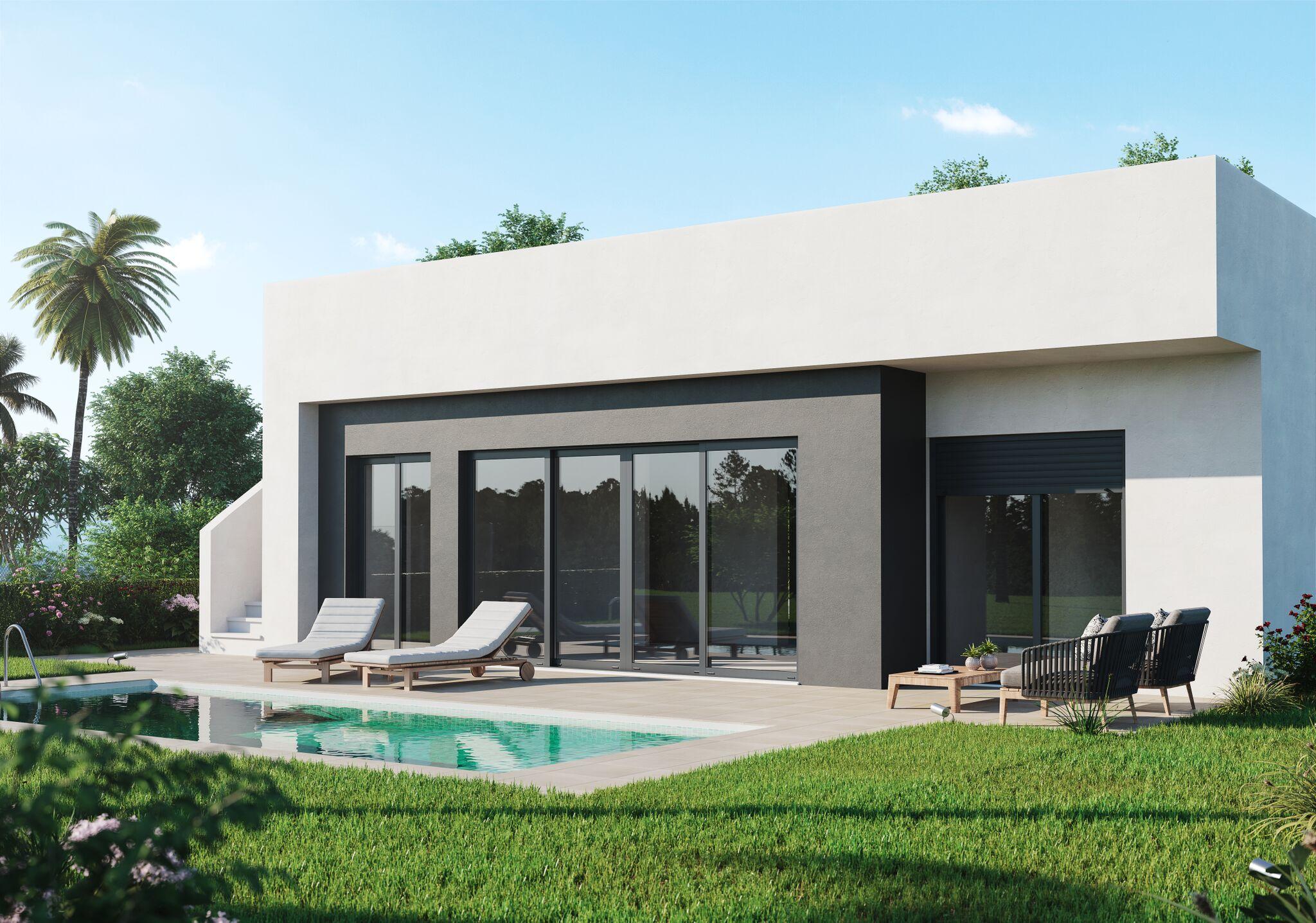 Ref:kf943289 Villa For Sale in Alhama de Murcia