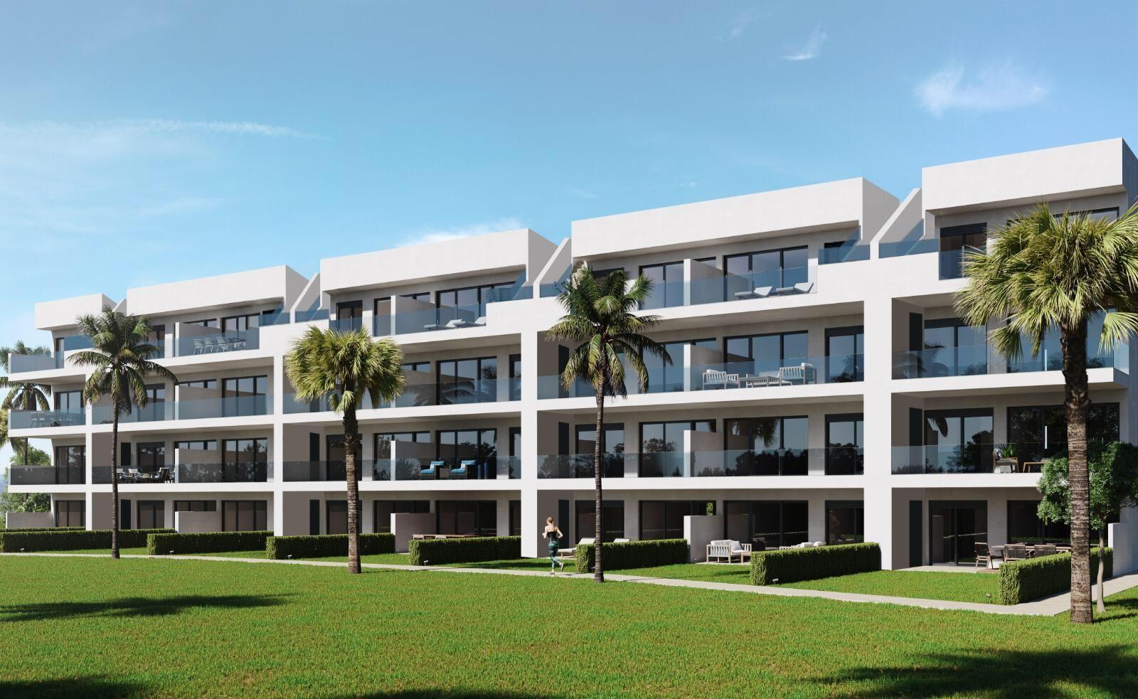 Ref:kf943290 Apartment For Sale in Alhama de Murcia