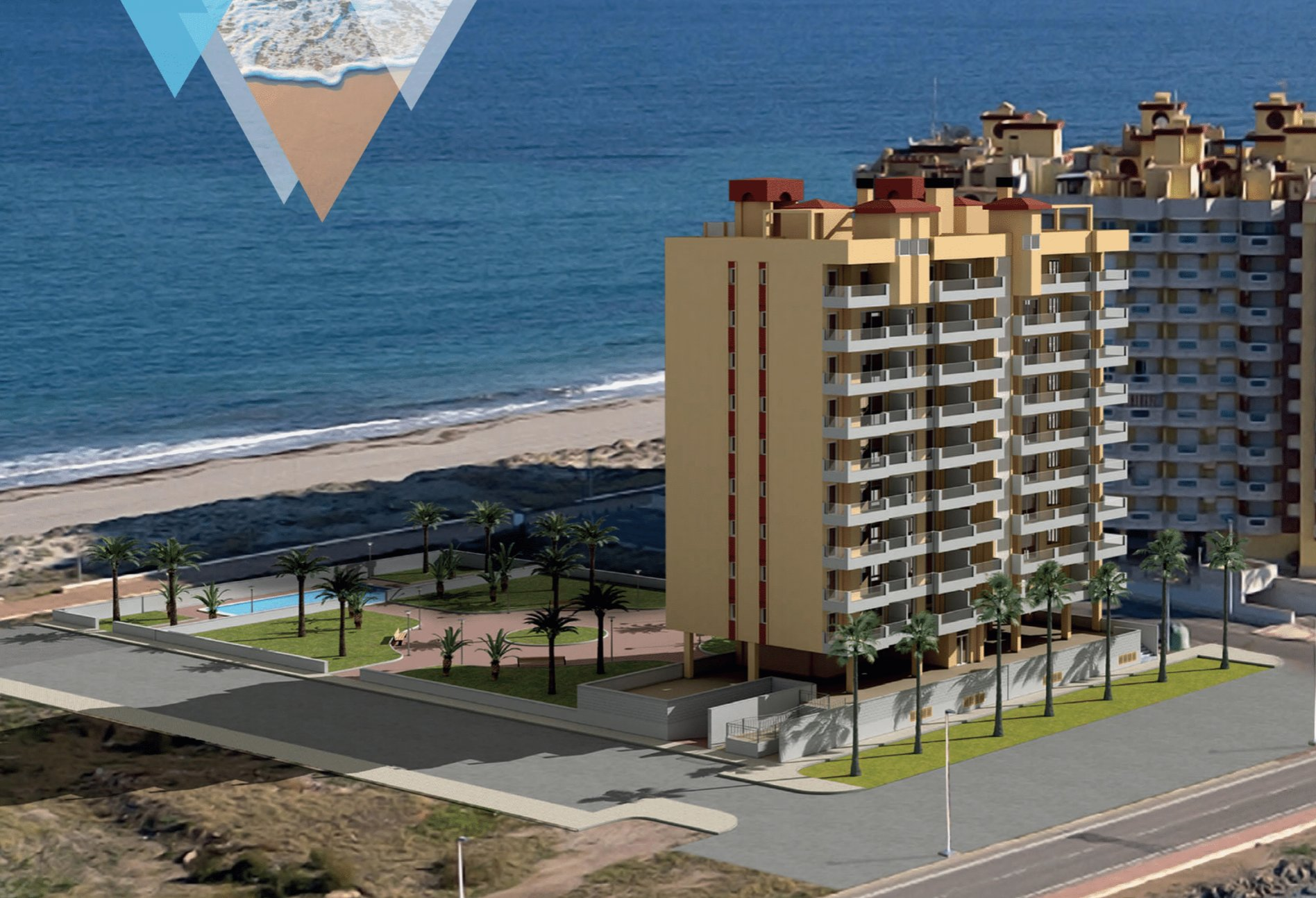 Ref:kf943302 Apartment For Sale in La Manga
