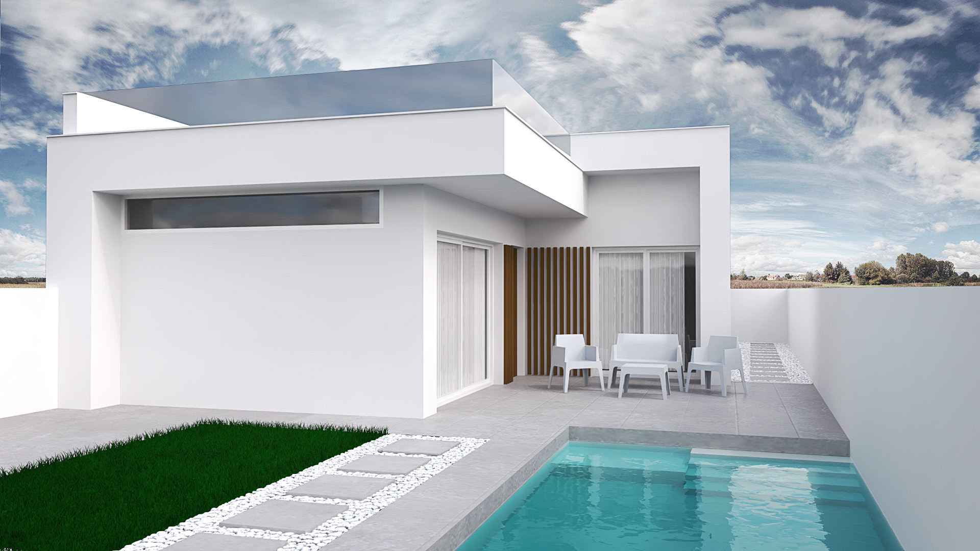 Ref:kf943398 Villa For Sale in Santiago de la Ribera