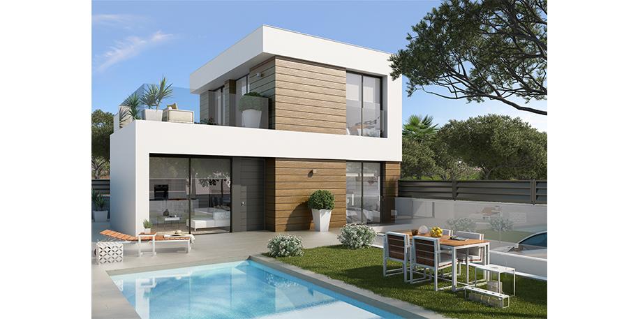 Ref:kf943401 Villa For Sale in El Campello