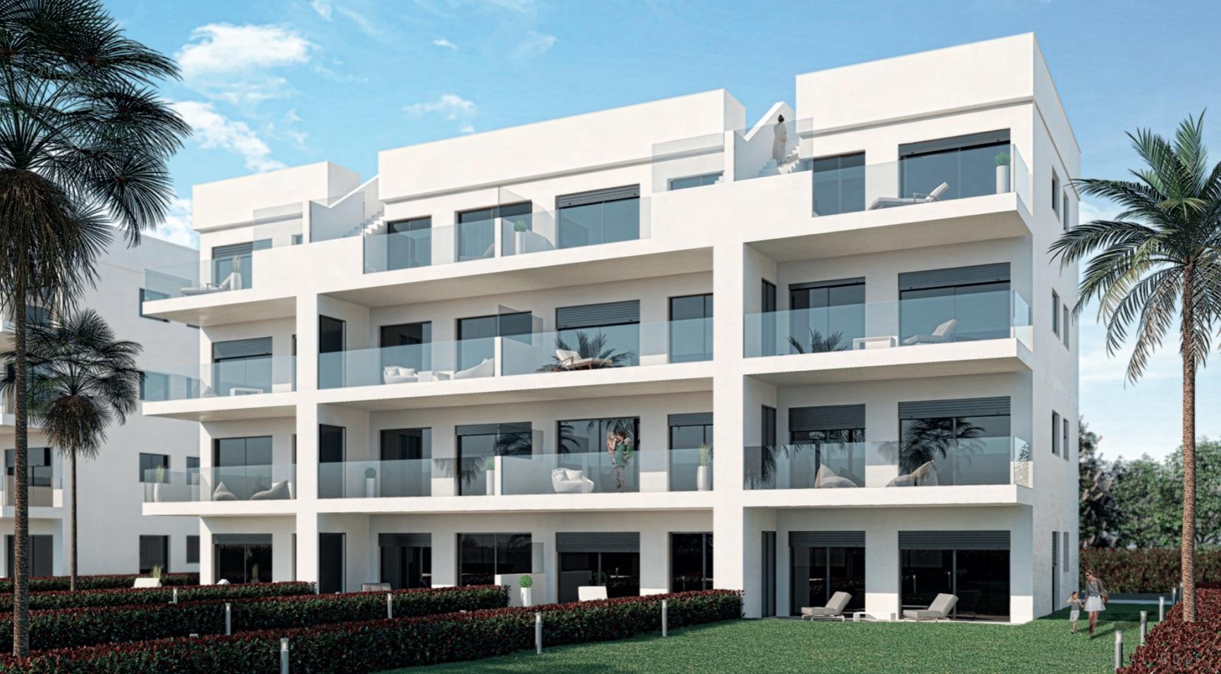 Ref:kf943404 Apartment For Sale in Alhama de Murcia