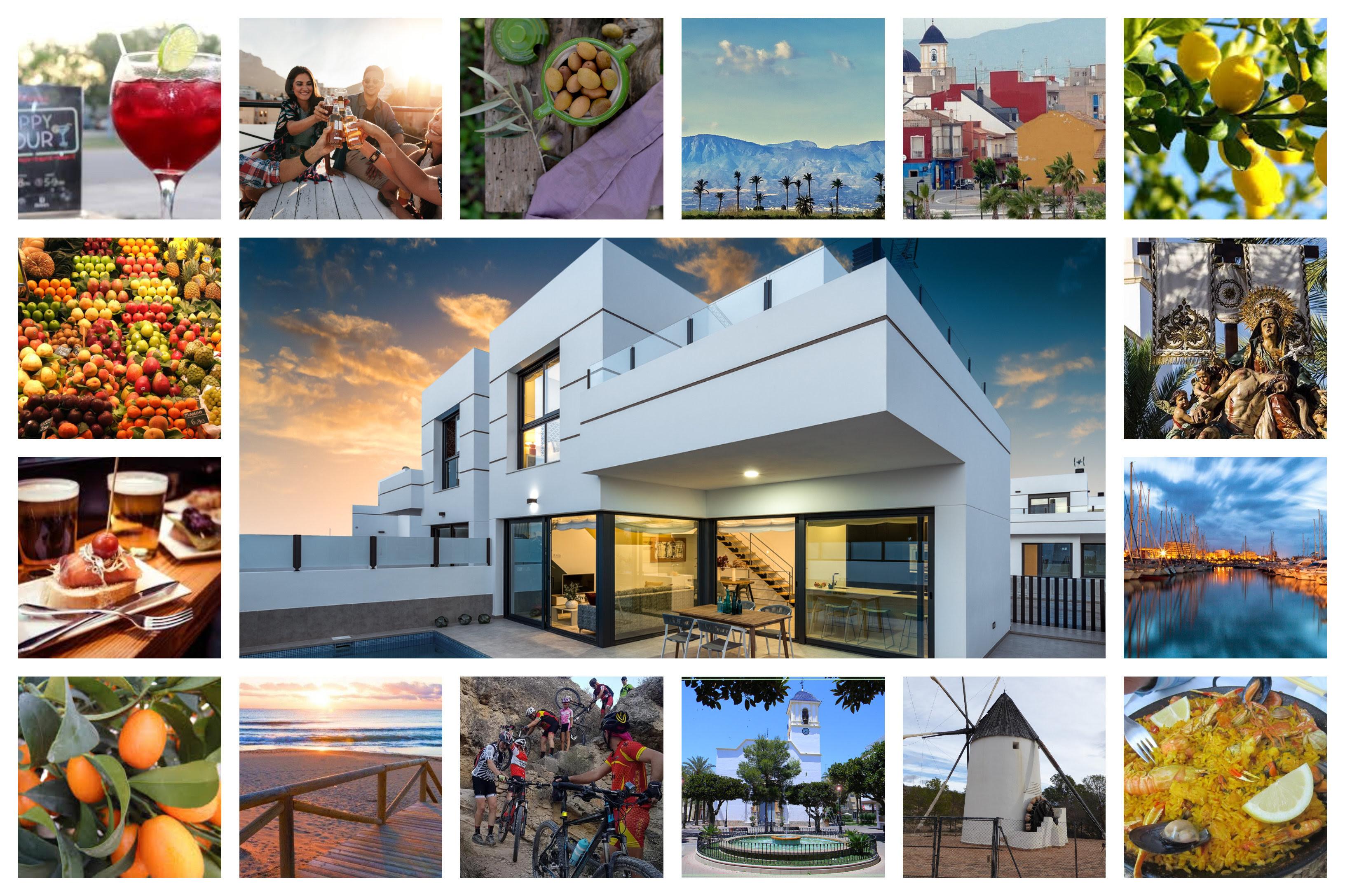 Ref:kf943405 Villa For Sale in Rojales