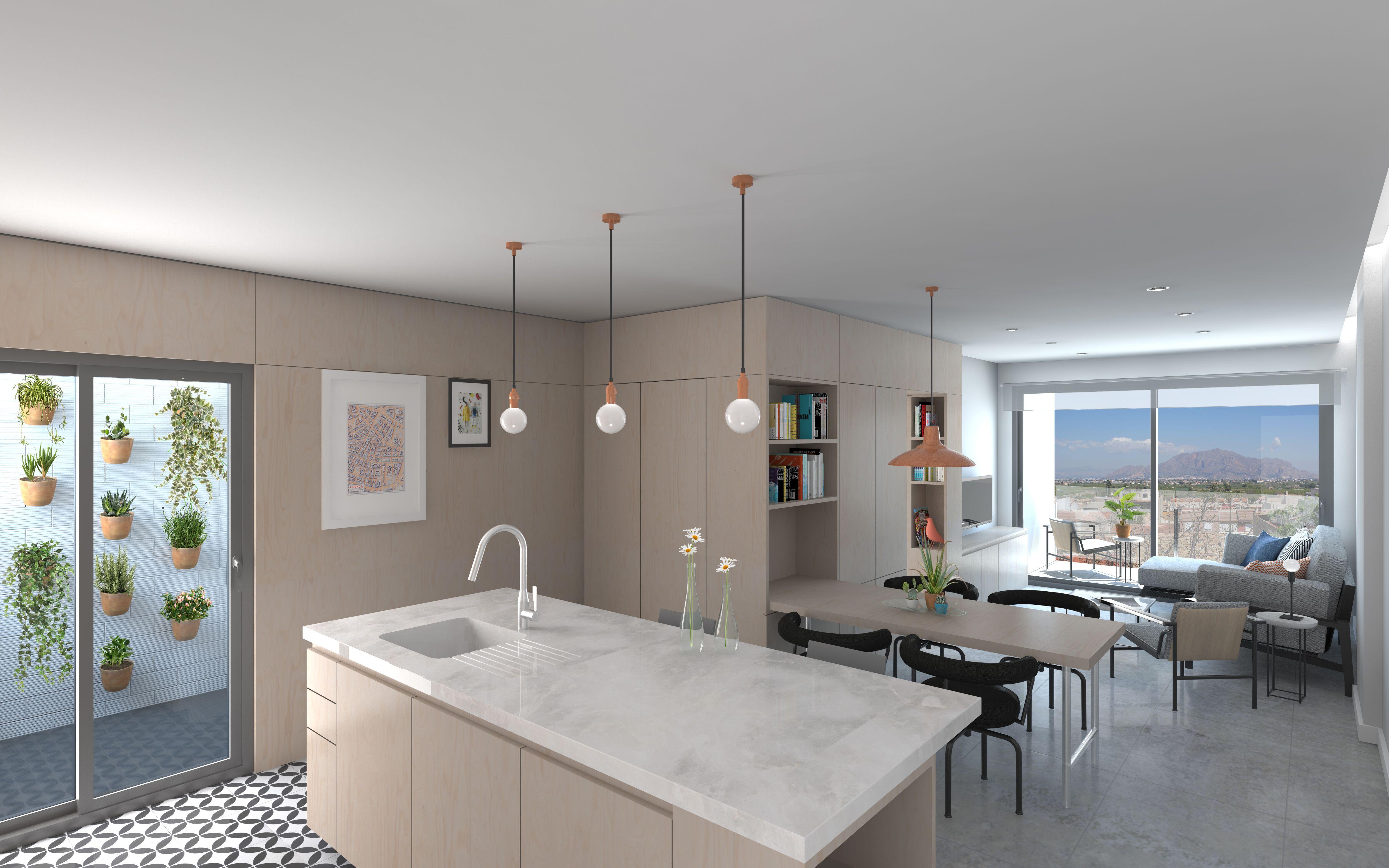 Ref:kf943410 Apartment For Sale in Bigastro