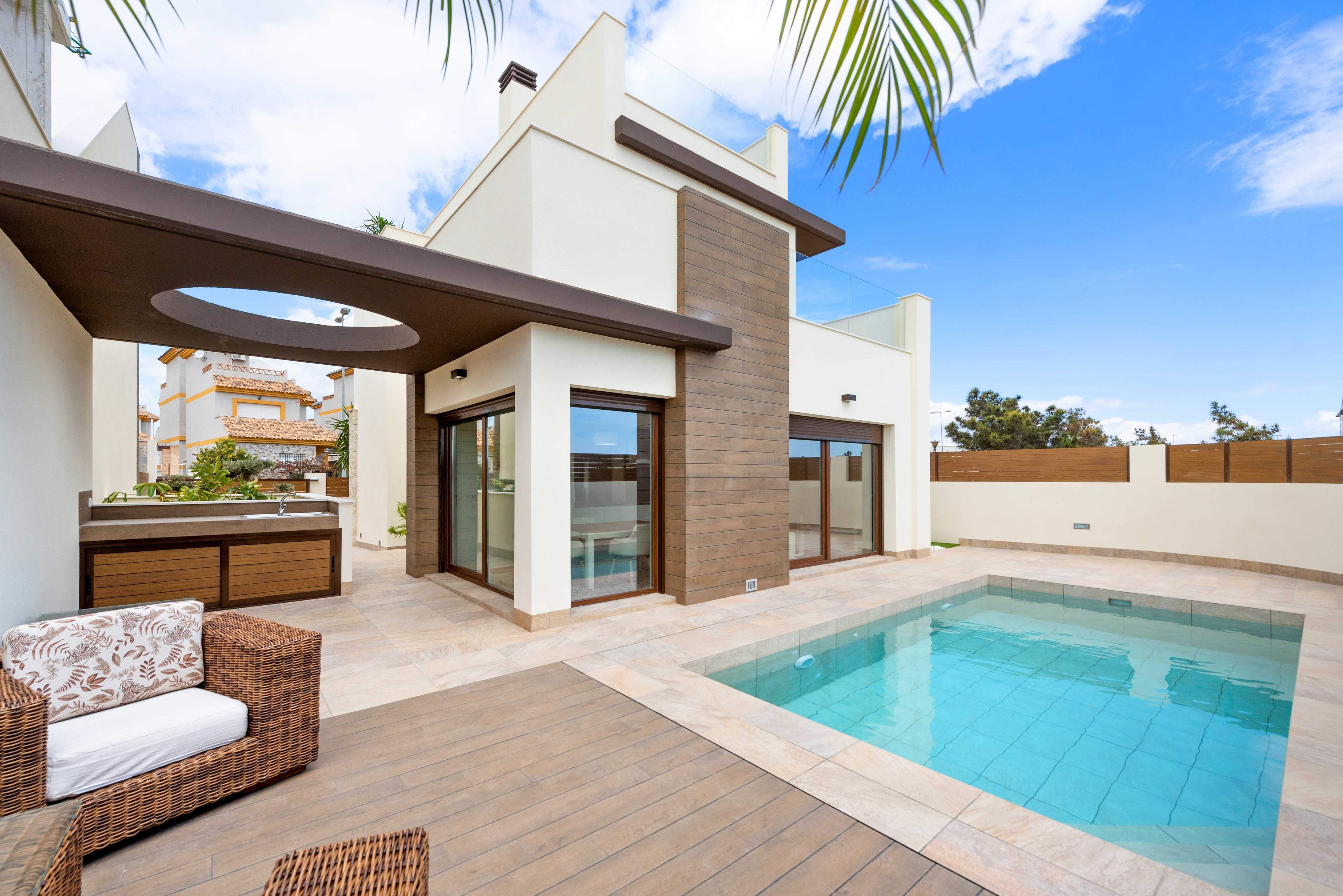 Ref:kf943433 Villa For Sale in Los Montesinos