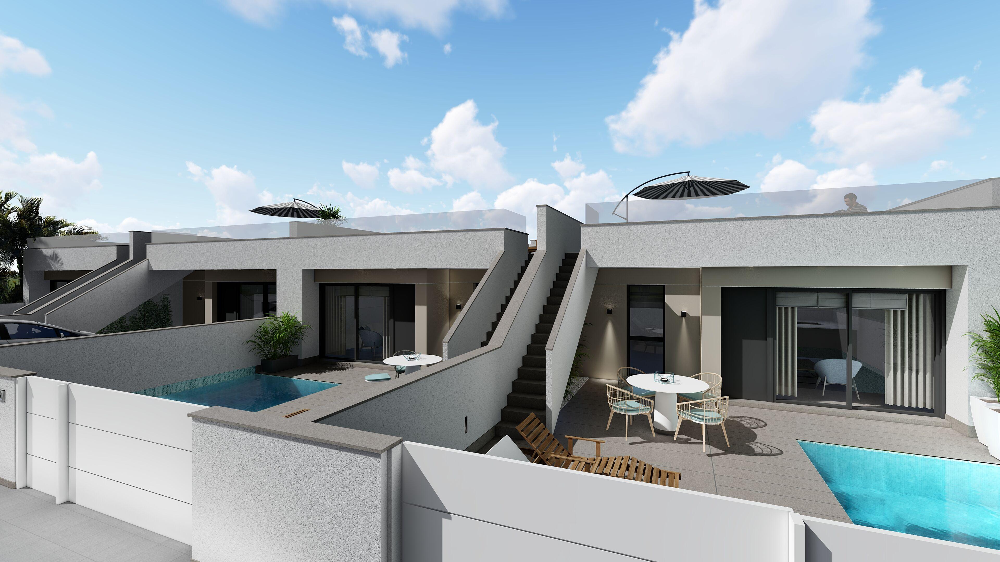 Ref:kf943513 Villa For Sale in Pilar de la Horadada