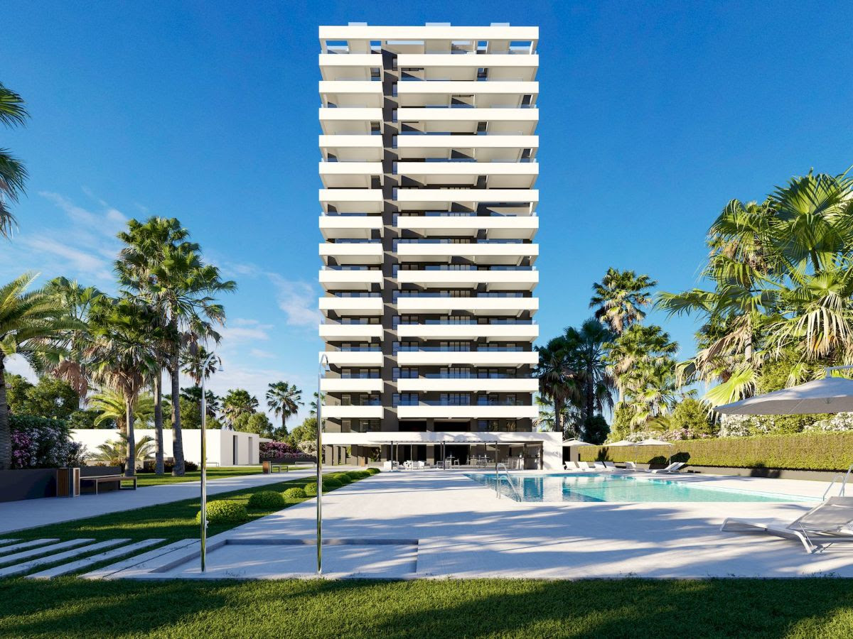 Ref:kf943570 Apartment For Sale in Calpe