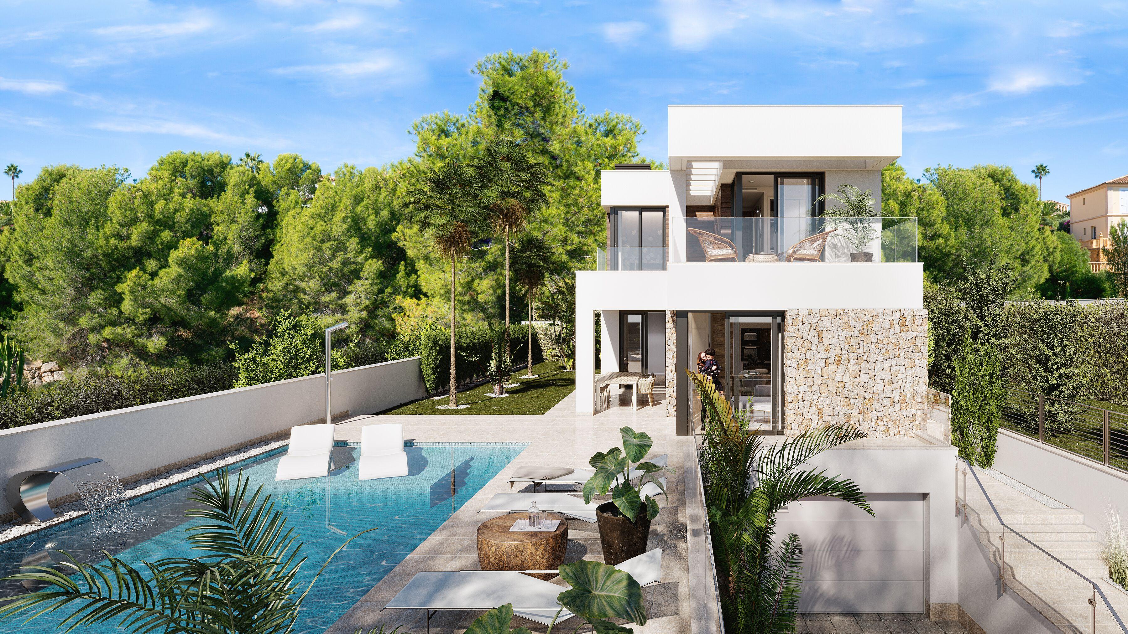 Ref:kf943607 Villa For Sale in Finestrat