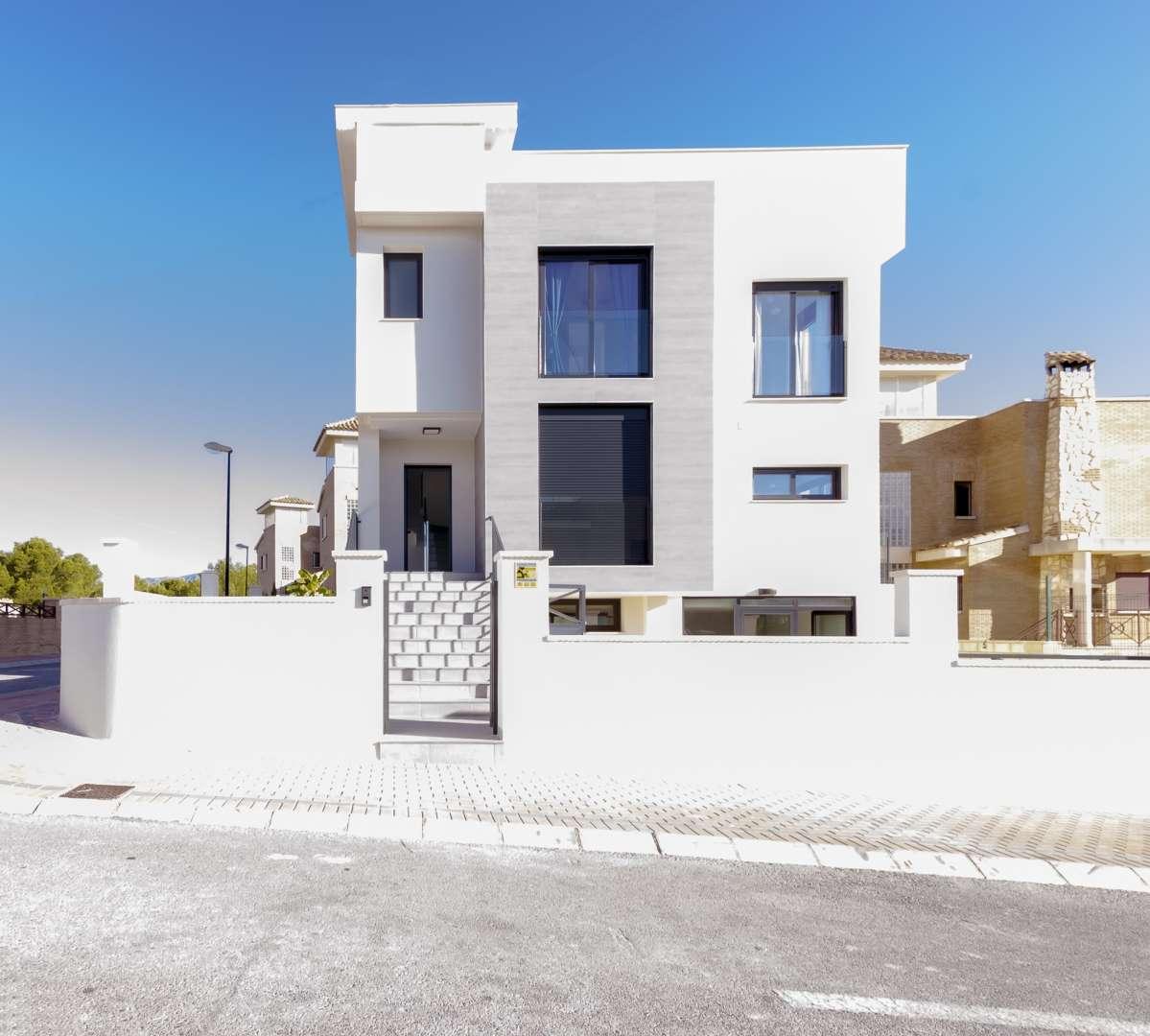 Ref:kf943608 Villa For Sale in La Nucia