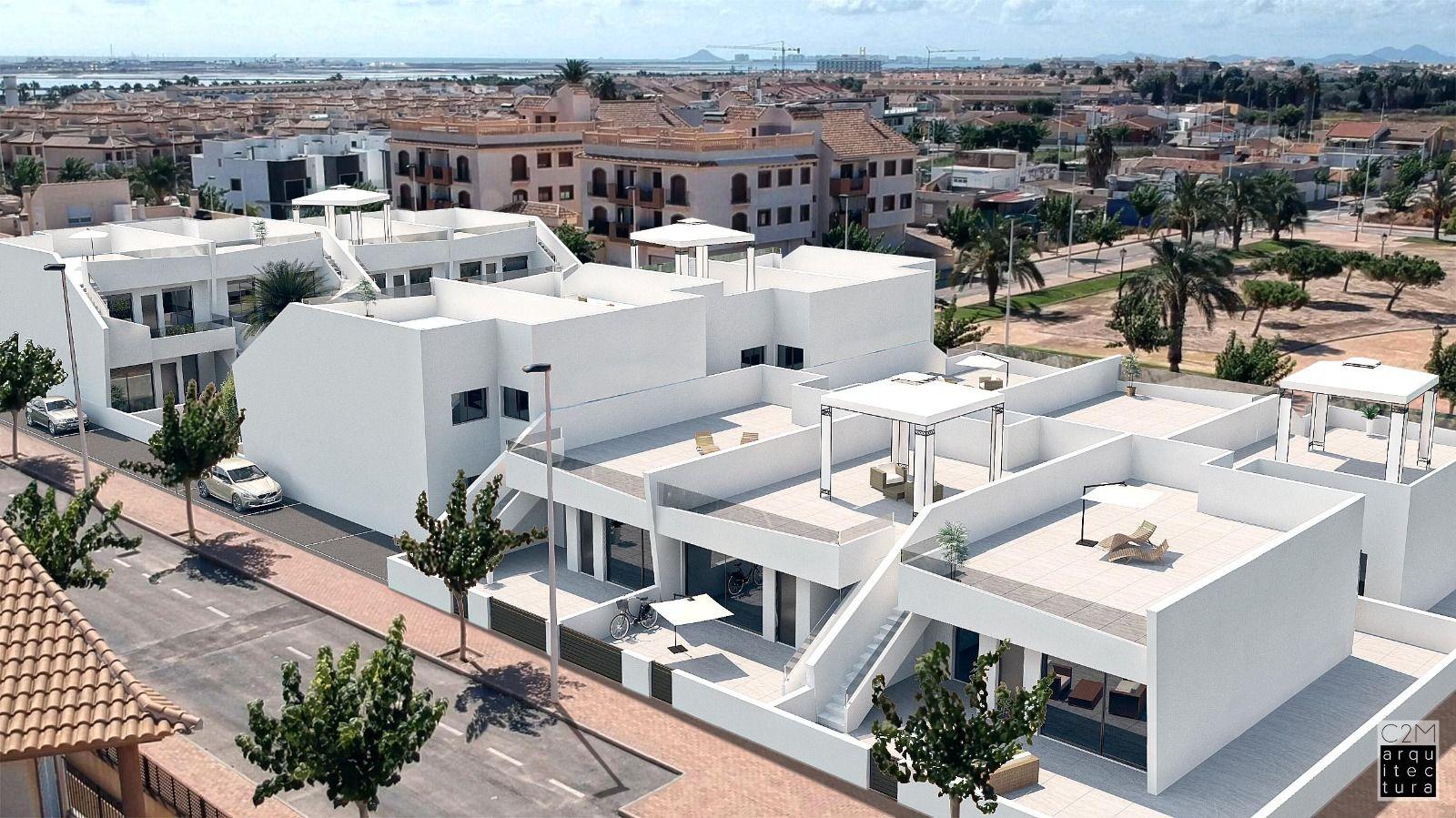Ref:kf943624 Villa For Sale in Pilar de la Horadada