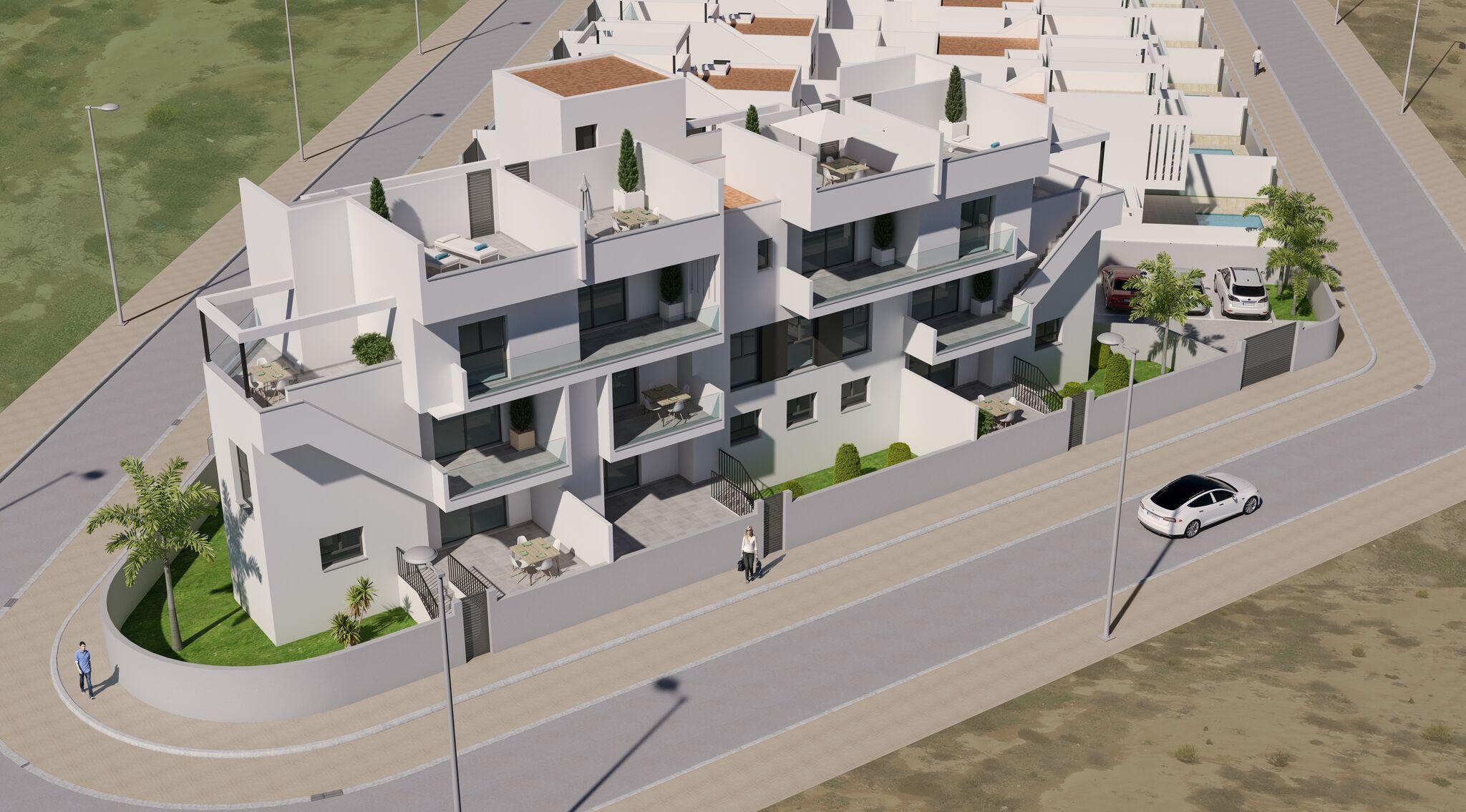 Ref:kf943638 Apartment For Sale in Los Alcazares