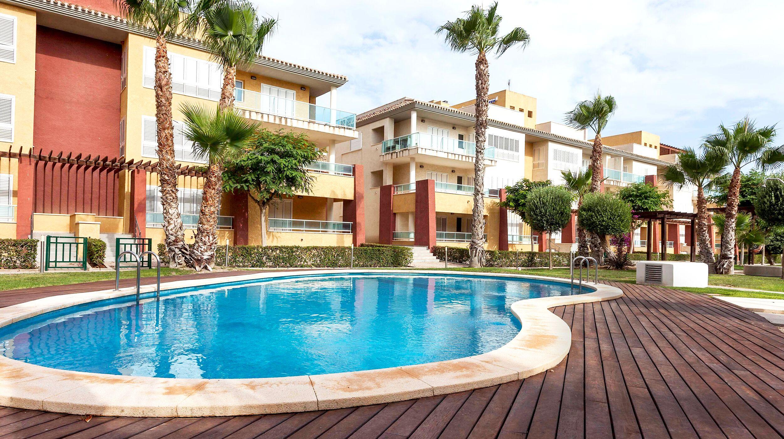 Ref:kf943640 Apartment For Sale in Fuente Alamo