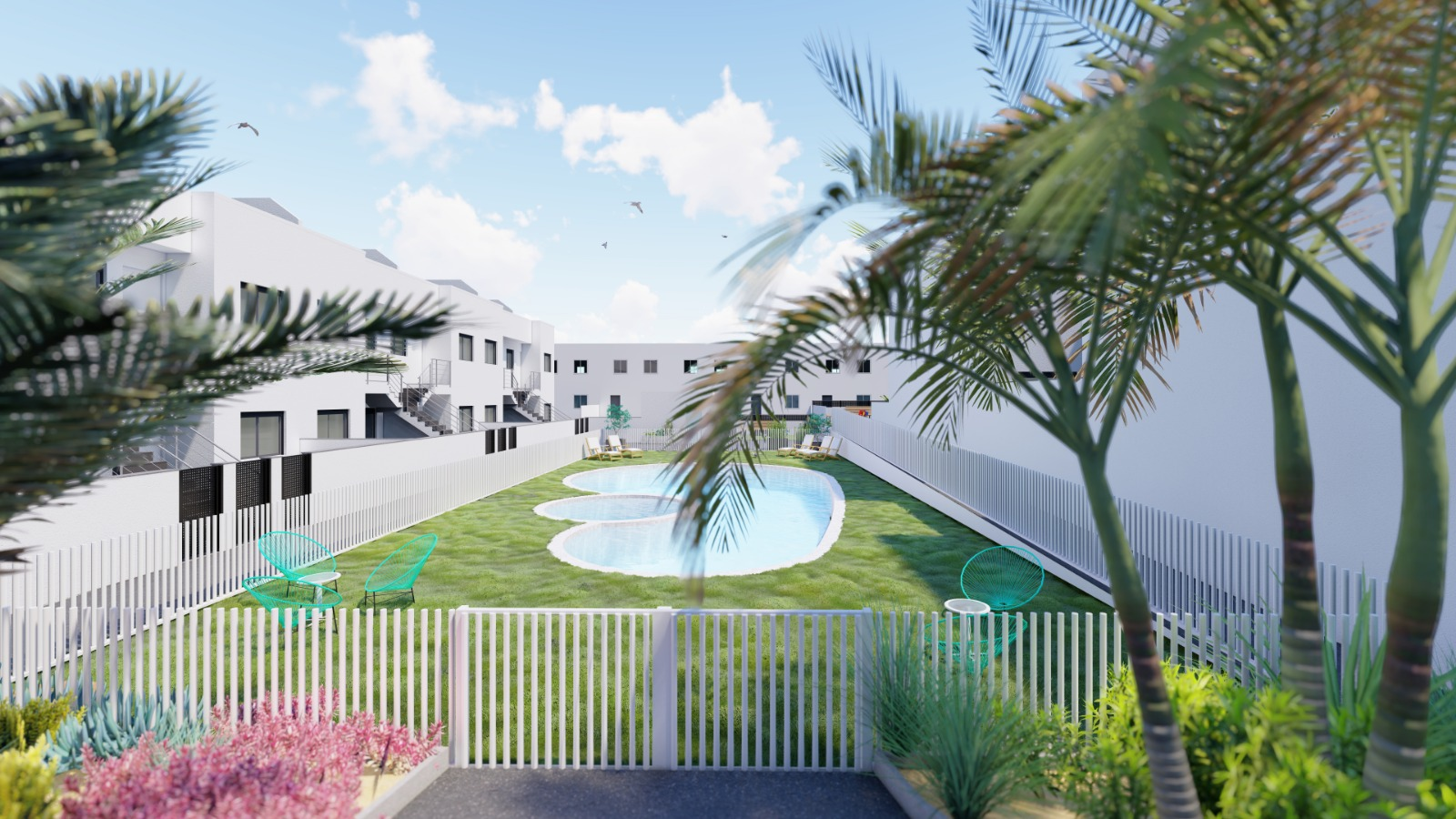 Ref:kf943654 Apartment For Sale in Torre de la Horadada