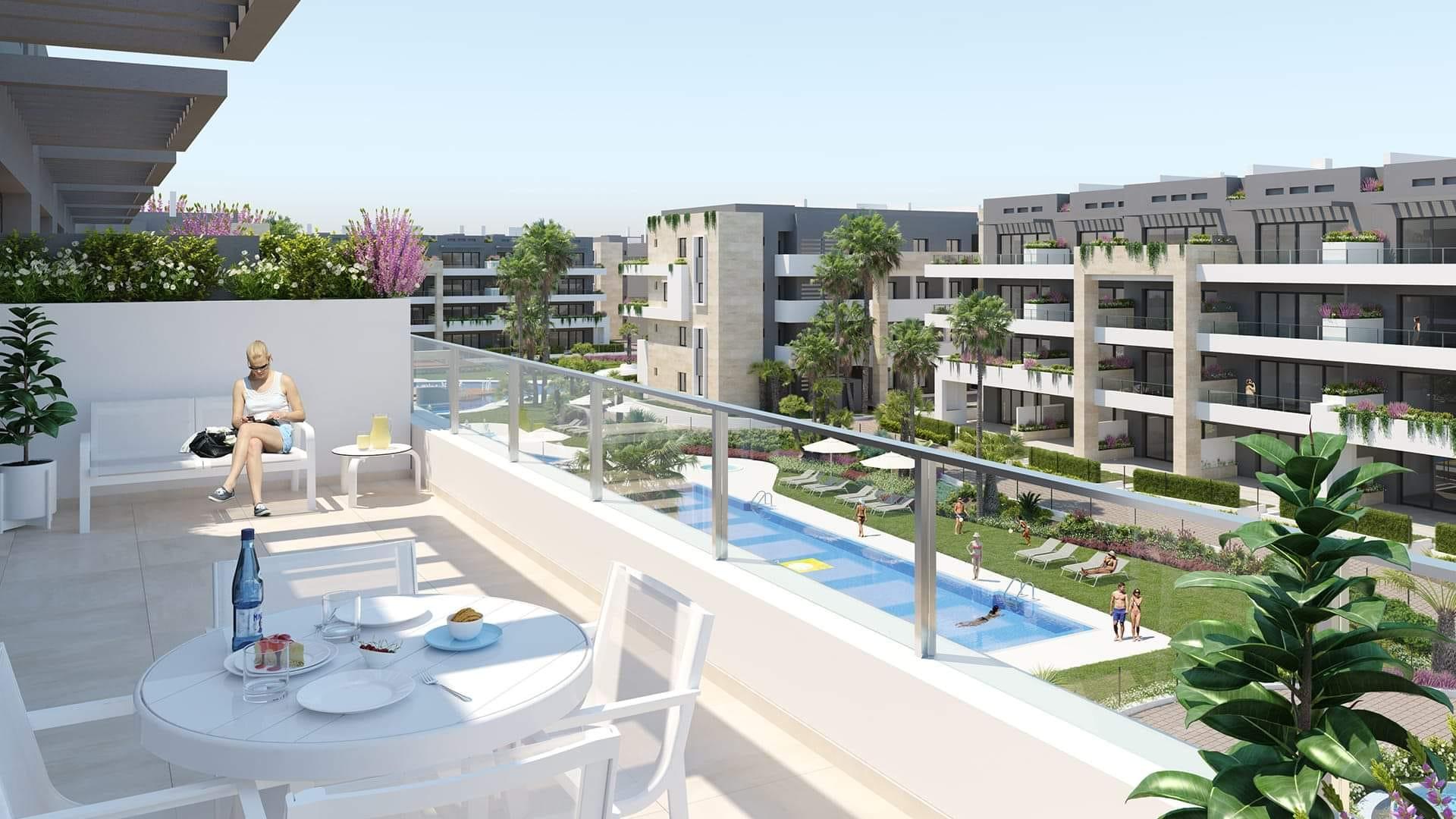 Ref:kf943662 Apartment For Sale in Playa Flamenca