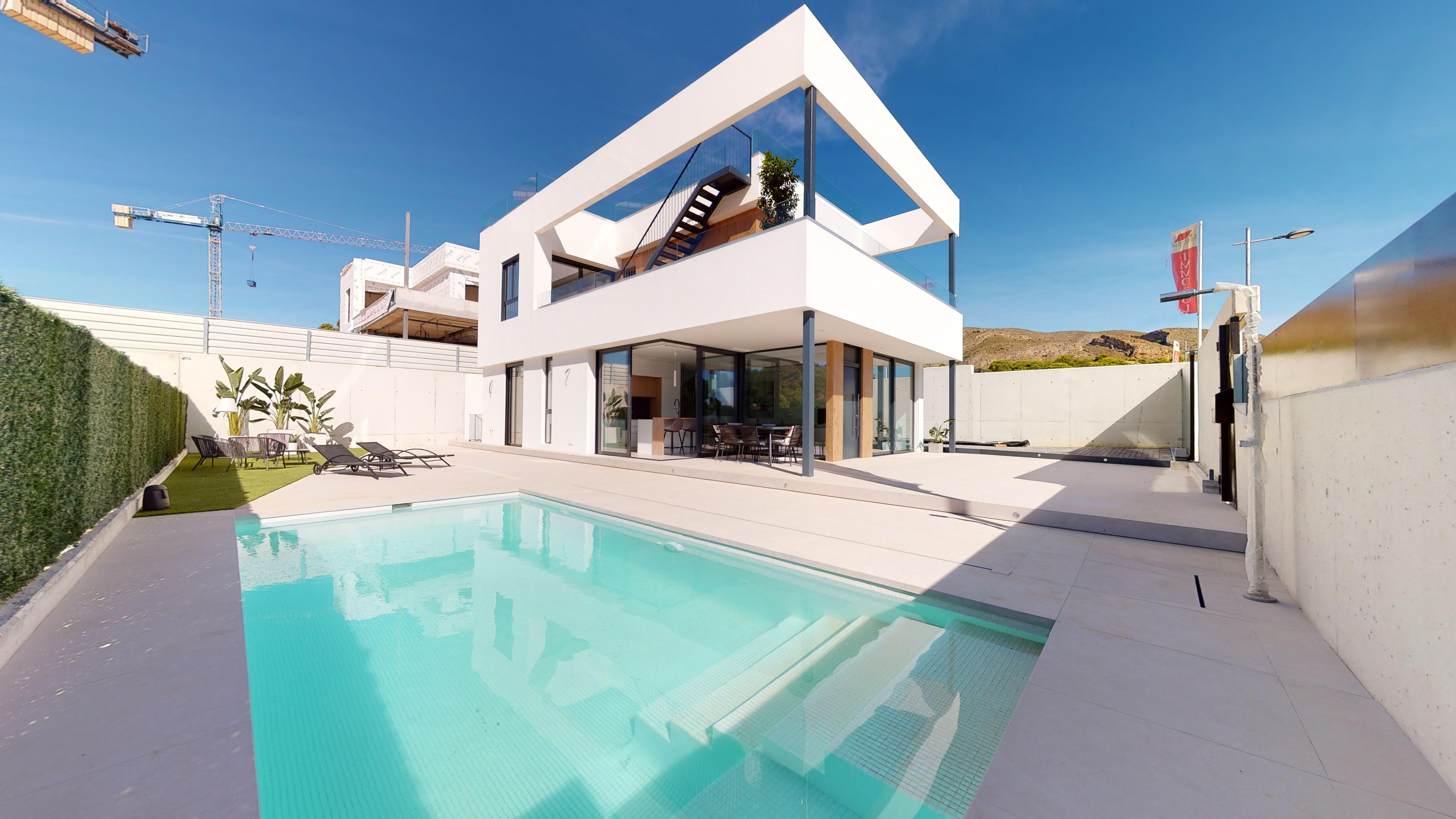 Ref:kf943718 Villa For Sale in Finestrat