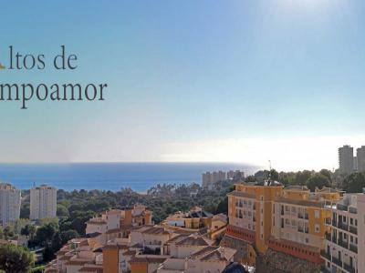 2 bedroom Apartment in Campoamor, Orihuela Costa, Costa Blanca South - IMAGE