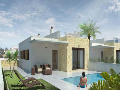 2 bedroom Villa in Rojales, Costa Blanca South