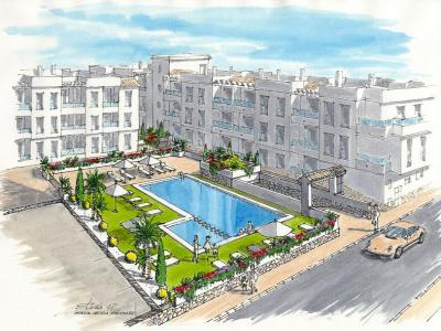 1 bedroom Apartment in Torrevieja, Costa Blanca South - IMAGE