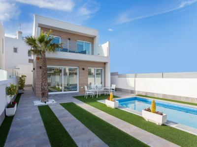 3 bedroom Villa in Pilar de la Horadada, Costa Blanca South