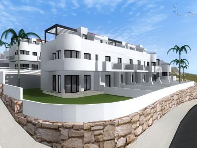 3 bedroom Townhouse in Finestrat, Costa Blanca North