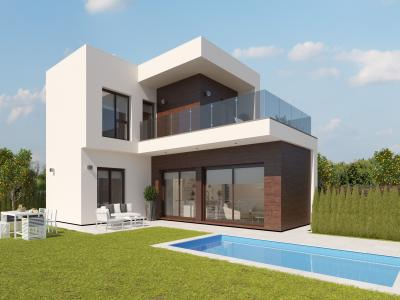 3 bedroom Villa in Roda, Costa Calida