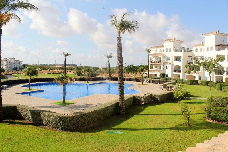 Ref:kf943331 Apartment For Sale in Hacienda Riquelme Golf Resort