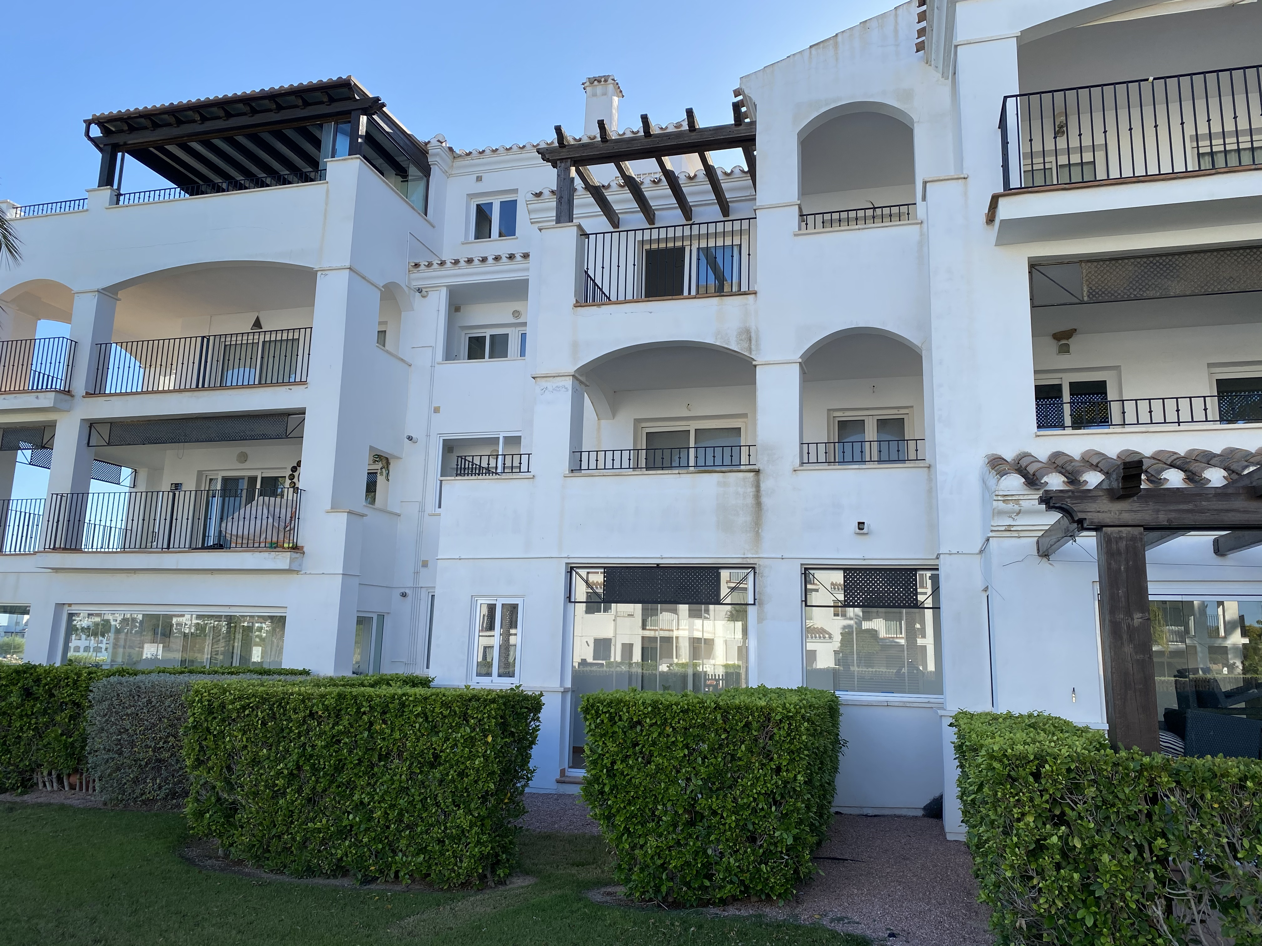 Ref:kf943687 Apartment For Sale in Hacienda Riquelme Golf Resort