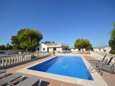5 bedroom Villa in Balsicas, Costa Calida
